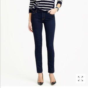 Jcrew reid jeans in classic rinse